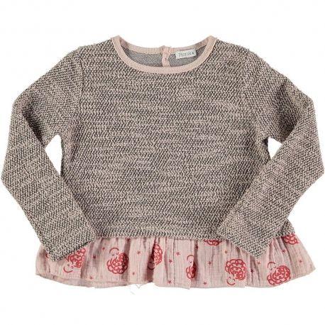 Kid SWEATER Girl -71% Cotton - 29% Poliester