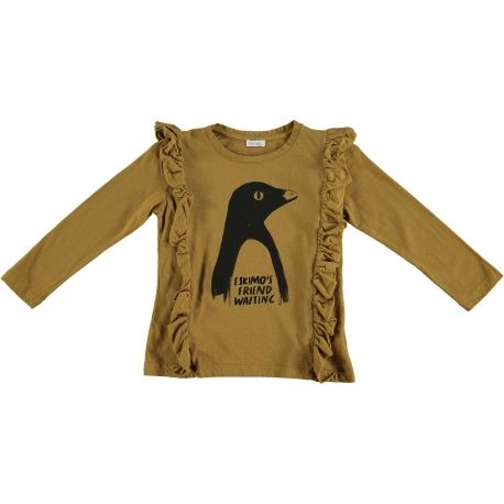 Kid T-SHIRT Girl-100% Cotton- knitted