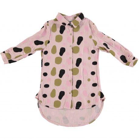 Baby SHIRT Girl-100% Cotton- Woven