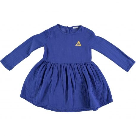 Baby DRESS Girl-100% Cotton- Woven