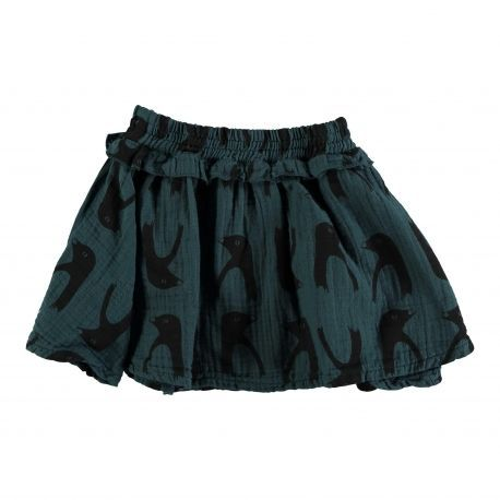 Kid SKIRT Girl -100% Cotton- Woven