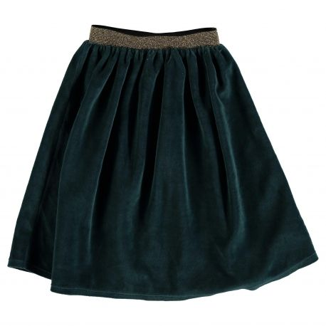 Baby SKIRT Girl-85% cotton 15% Poliester- Knitted
