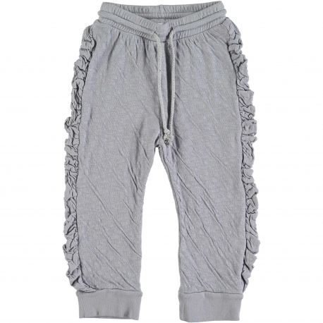 Baby TROUSERS Unisex -75% Cotton 25% Poliester-Knitted