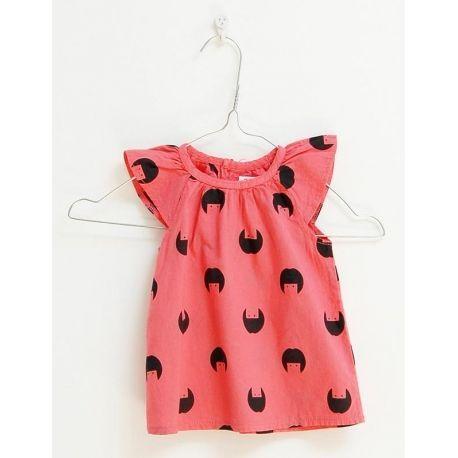 DRESS BLOUSE Girl -100% Cotton