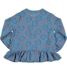 Baby BLOUSE RUFFLES Girl -100% Cotton