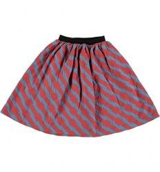Kid SKIRT MID- LEGHT Girl -100% Cotton