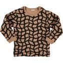 Kid QUILTED SWEATSHIRT Unisex- 89% Cotton 11% Poliester