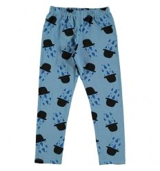 Baby LEGGINGS  Unisex-95% Cotton 5% Elastan