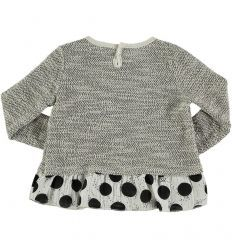 Kid  SWEATER Girl -71% Cotton - 29% Poliester