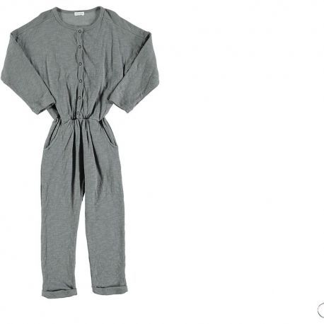 Baby JUMPSUIT Max-LONG SLEEVE Unisexl --75% Cotton  25% Poliester