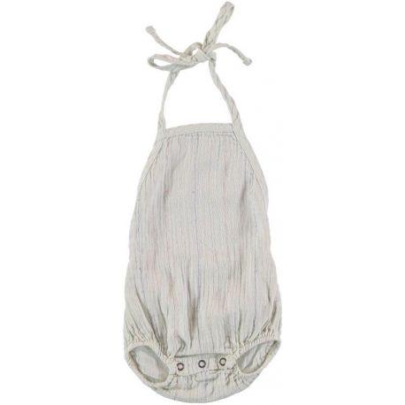 Baby ROMPER Unisex-97% Cotton 3% lurex