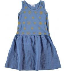 Baby-Kids  DRESS  Girl -97% Cotton 3% lurex