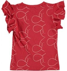 Baby-Kids T-SHIRT Girl-100% Cotton