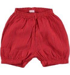 Baby-Kids SHORT TROUSERS Unisex-97% Cotton 3% lurex