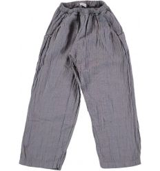 Baby-Kids TROUSERS Unisex-97% Cotton 3% lurex