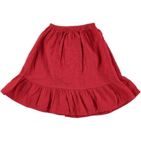KIds SKIRT Girl-97% Cotton 3% lurex