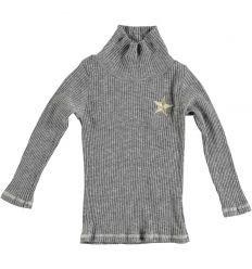 Kid T-SHIRT Unisex -74% Cotton 23% Poliester 3% Elastan - knitted