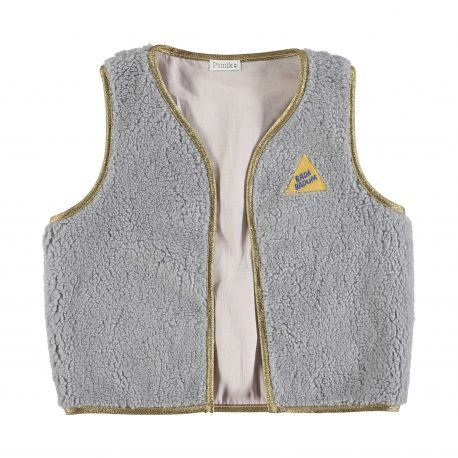 Kid VEST Unisex 83%cotton 17% Poliester