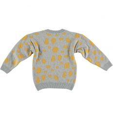 Kid SWEATEAR  Unisex-3% Cashmere 32%Wool 30% Viscose 32% Nylon 3% Other Fibres - knitted