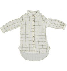 Baby SHIRT Girl-100% Cotton- Woven