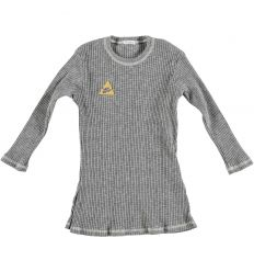 Kid DRESS Girl-74% Cotton 23% Poliester 3% Elastan- knitted