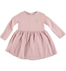 Baby DRESS Girl-100% Cotton- Woven