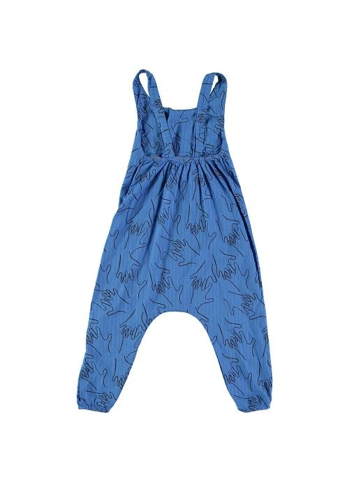 Kid JUMPSUIT Girl- 100%  Cotton- Knitted