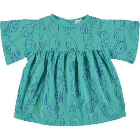 Baby BLOUSE Girl-100% Cotton- Woven