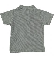 Kids Polo T-SHIRT Unisex-100% Cotton-Knitted