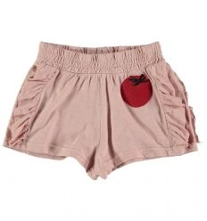 Baby-Kids SHORT TROUSERS Girl-75% Cotton 25% Poliester-Knitted