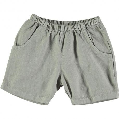 Baby-Kids SHORT TROUSERS Unisex-100% Cotton- Woven