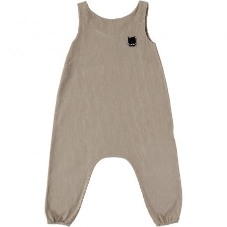 Kid JUMPSUIT unisex-100% Cotton - knitted