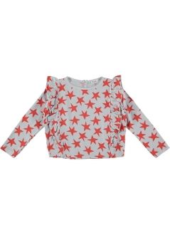 Kid T-SHIRT Girl-50% Cotton 50% Viscose - Woven