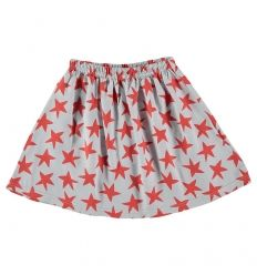 Kid SKIRT Girl-50% Cotton 50% Viscose- Woven
