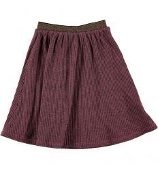 Kid SKIRT Girl-74% Cotton 23% Poliester 3% Elastan- knitted