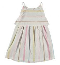 Kid  DRESS Girl-100% Cotton- Woven