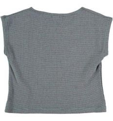 Kid T-SHIRT Girl 36% Cotton 36% PES 25%CV 3%EA -Knitted