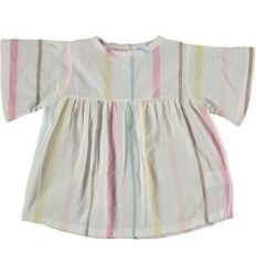 Kid BLOUSE Girl-100% Cotton- Woven