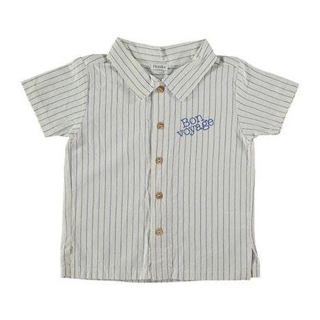 Kid SHIRT Girl-100% Cotton- Woven