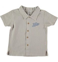 Kid SHIRT Girl-100% Cotton- Woven
