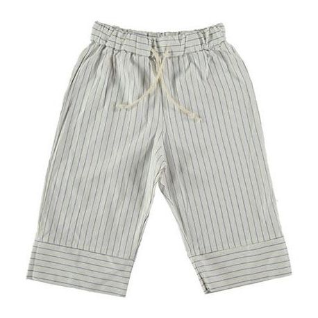 Kids TROUSERS Unisex-100% Cotton-Woven