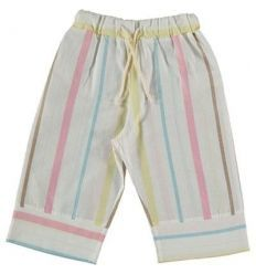 Kids TROUSERS Unisex-100% Cotton-Woven