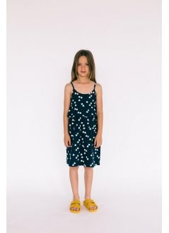 Kid  DRESS Girl-75% Cotton 25% poliester - knitted