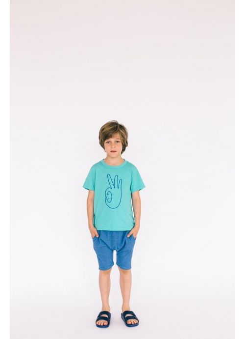 Kid T-SHIRT Unisex-100% Cotton-Knitted