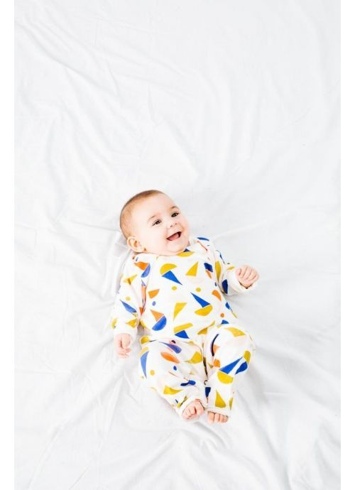 Baby ROMPER Unisex-100% Cotton- knitted