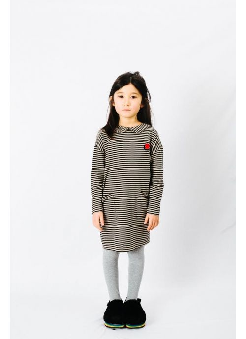 Baby DRESS Girl-75% Cotton 25% Poliester- knitted