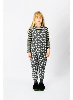 Kid JUMPSUIT unisex-75% Cotton 25% Poliester- knitted