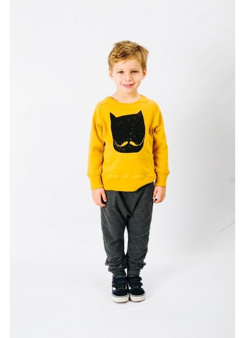 Kid TROUSERS  Unisex 75% Cotton 25% Poliester - knitted