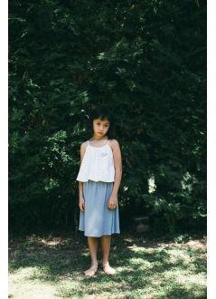 Kid BLOUSE Girl-100% Cotton- Woven