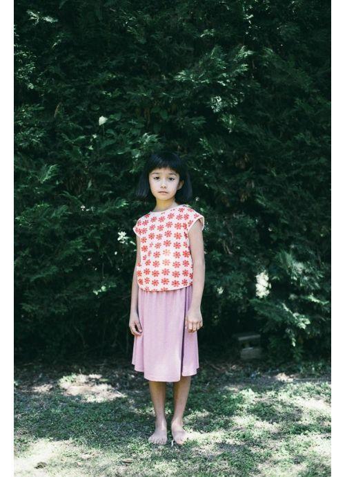 Kids SKIRT Girl-36% Cotton 36% PES 25%CV 3%EA -Knitted